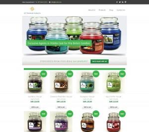 Act Worldwide Trading Website Design