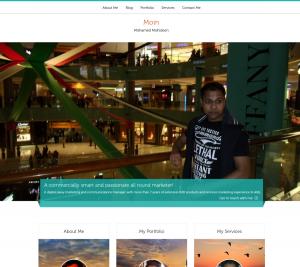 Mohamed Mohideen Digital Marketing Social Media Web Content Online Advertising Freelancer Dubai
