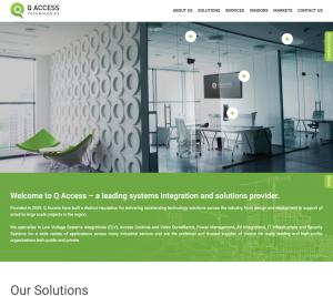 QAccess Content Development