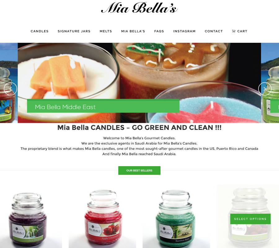 Miabella-Candles-Ecommerce-Website-Design-Dubai